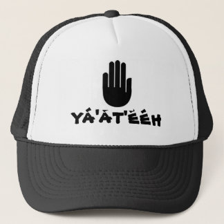 StopHand, y't'h Trucker Hat