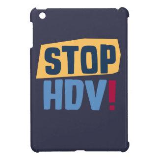 StopHDV iPad Mini Case