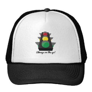 Stoplight_AlwaysOnTheGo Mesh Hat