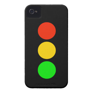 Stoplight Colors iPhone 4 Cover