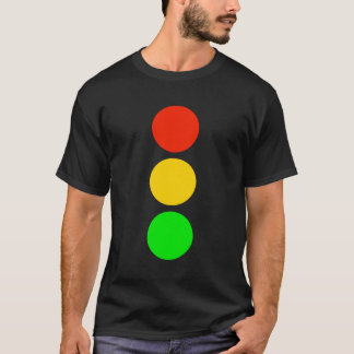 Stoplight Colors T-Shirt