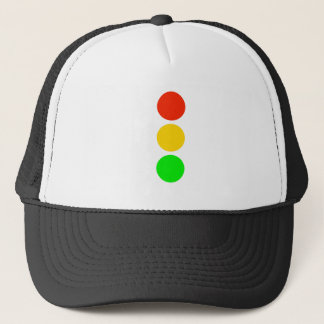 Stoplight Colors Trucker Hat