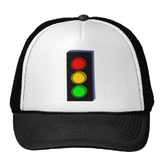 Stoplight Extruded Mesh Hat