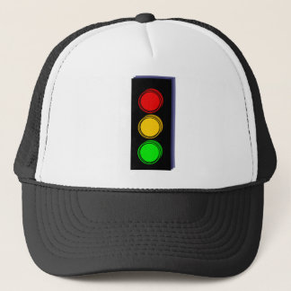 Stoplight Extruded Trucker Hat