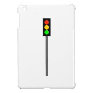 Stoplight on Pole iPad Mini Covers