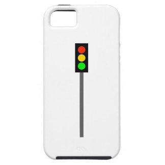Stoplight on Pole iPhone 5 Case