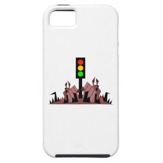 Stoplight with Bunnies Case For The iPhone 5