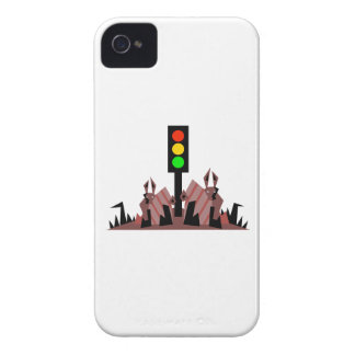 Stoplight with Bunnies Case-Mate iPhone 4 Case