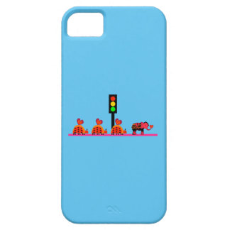 Stoplight with Heart Caravan Case For The iPhone 5