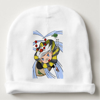 Stopping permission! Empty tsu Kazetarou English Baby Beanie