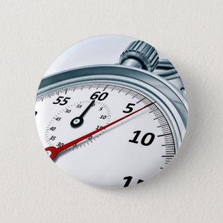 stopwatch 2 inch round button
