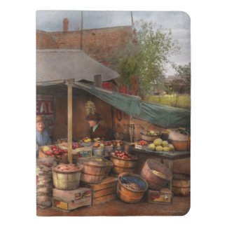 Store - Fruit - Grand dad's fruit stand 1939 Extra Large Moleskine Notebook