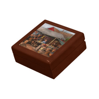 Store - Fruit - Grand dad's fruit stand 1939 Gift Box