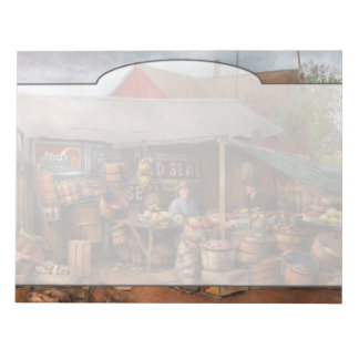 Store - Fruit - Grand dad's fruit stand 1939 Notepad