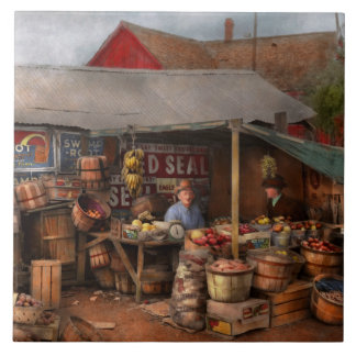 Store - Fruit - Grand dad's fruit stand 1939 Tile
