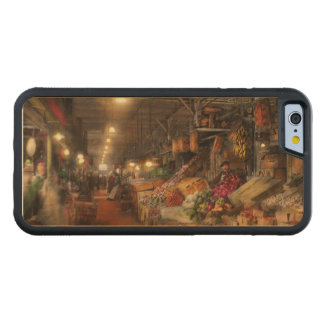 Store - Grocery - The first superstore 1922 Carved Maple iPhone 6 Bumper Case