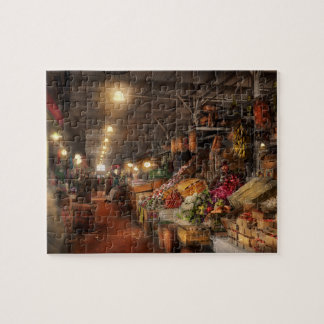 Store - Grocery - The first superstore 1922 Jigsaw Puzzle