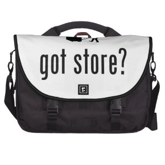 Store Worker Laptop Bags