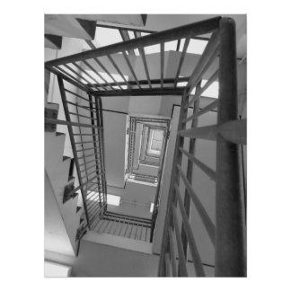 Stories of Stairs Poster