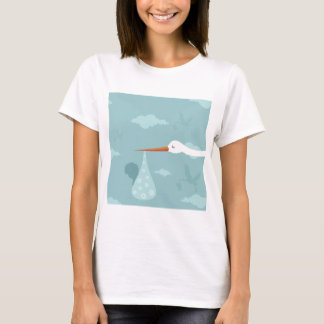 Stork and the kid T-Shirt