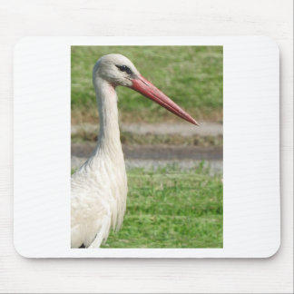 Stork Mouse Pad
