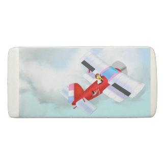 Stork Plane Eraser