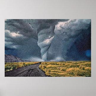 Storm 12 mod cmyk poster