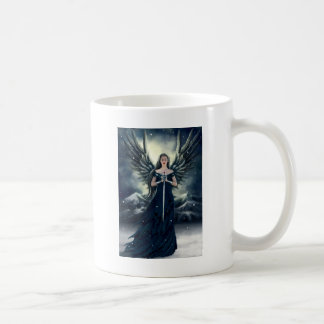 Storm Angel Coffee Mug