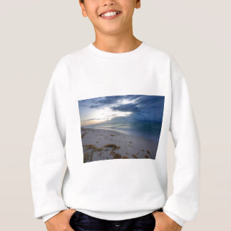 Storm Approaching Miami Beach Sweatshirt