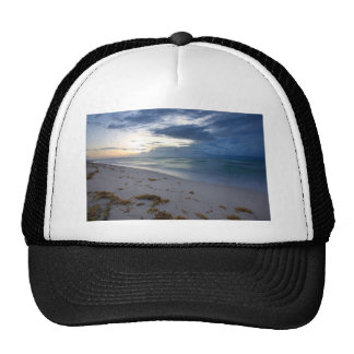 Storm Approaching Miami Beach Trucker Hat