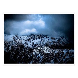 Storm Brewin' Postcard