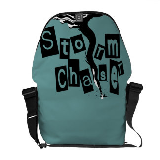 Storm CHaser Box Letters Commuter Bags