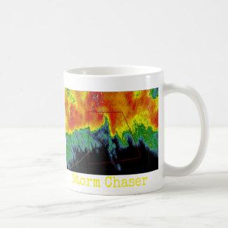 Storm Chaser Radar Image Coffee Mug
