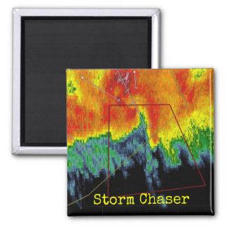 Storm Chaser Radar Image Magnet