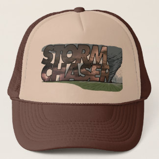 Storm Chaser Trucker's Hat
