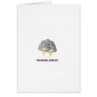 storm cloud fun card