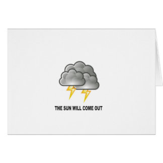 storm cloud fun card