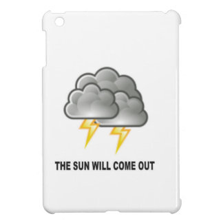 storm cloud fun case for the iPad mini