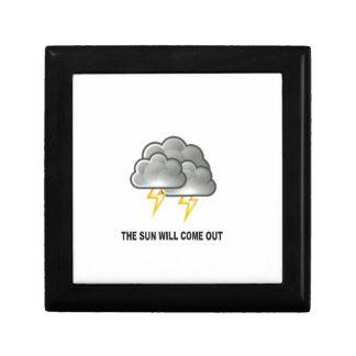 storm cloud fun gift boxes