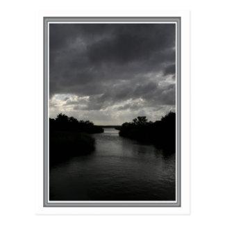 Storm Clouds Postcard