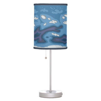 Storm Clouds Table Lamp