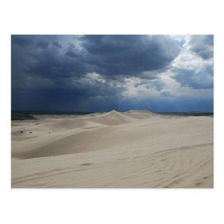 Storm Comin' Postcard