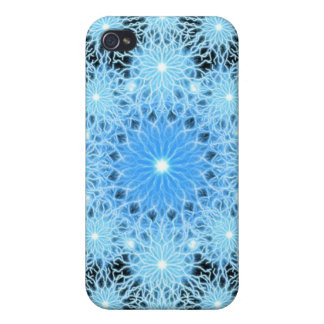 Storm Flake Mandala iPhone 4/4S Cover