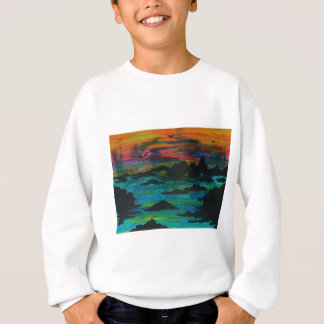 Storm in the distance sweatshirt