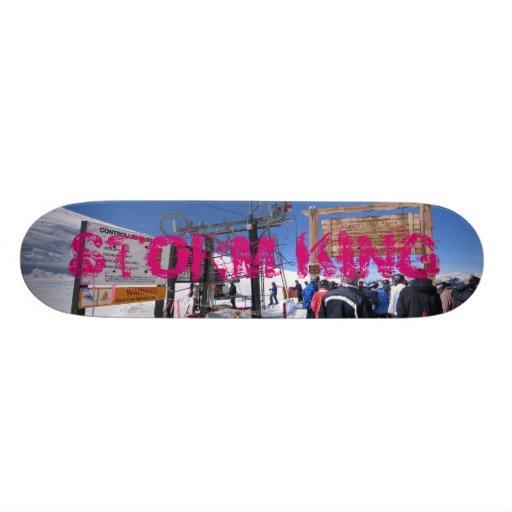 STORM KING SKATE BOARDS