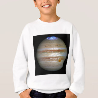 Storm on Jupiter Sweatshirt