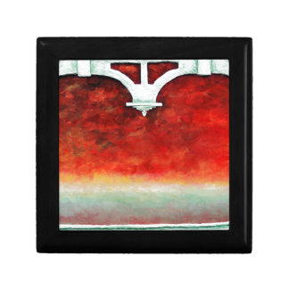 Storm on the Horizon by Fine Artist Alison Galvan Gift Box
