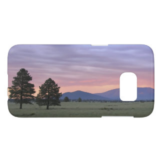 Storm Over The Prairie Photograph Samsung Galaxy S7 Case