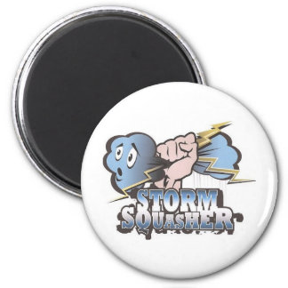 Storm Squasher Magnet
