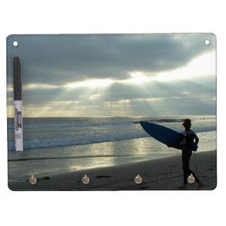 Storm Surfer Dry Erase Board